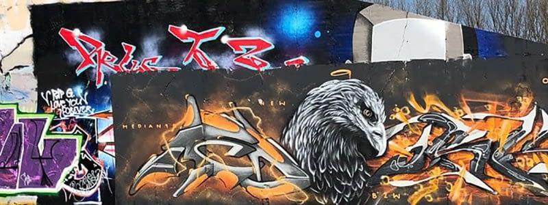 Graffiti-Workshop 2 Tage
