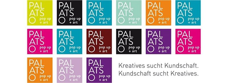 Renate Moser am «Palatso goes Bildermarkt»
