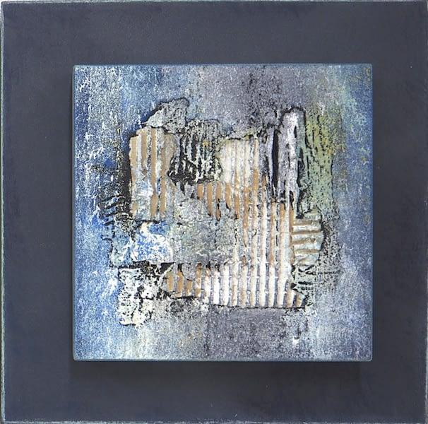 Spachteltechnik Nr. 3 von Renate Moser :: moser-art