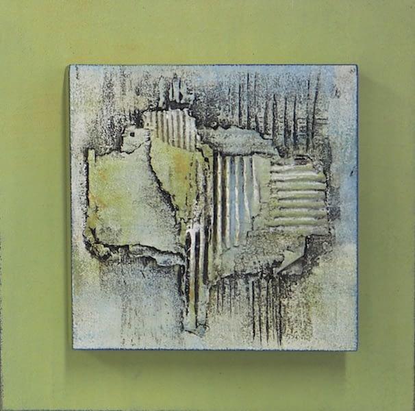 Spachteltechnik Nr. 4 von Renate Moser :: moser-art
