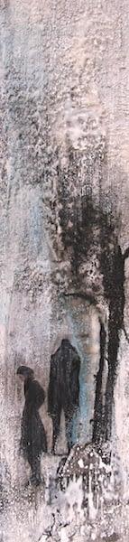 Unterwegs Nr. 1 von Renate Moser :: moser-art
