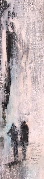 Unterwegs Nr. 2 von Renate Moser :: moser-art