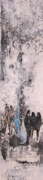 Unterwegs Nr. 3 von Renate Moser :: moser-art