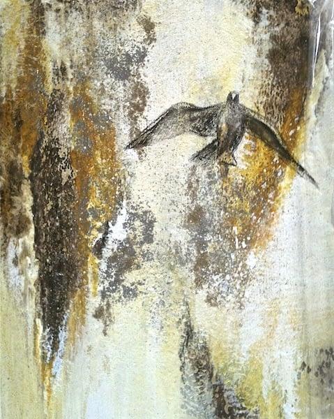 Sturmvogel Nr. 1 von Renate Moser :: moser-art