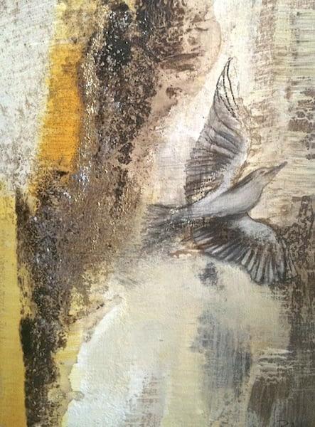 Sturmvogel Nr. 4 von Renate Moser :: moser-art